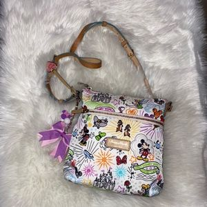Disney Dooney and Bourke Letter Carrier